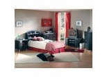 Kids Bedroom Furniture Collection in Black Onyx/Charcoal - South Shore Furniture