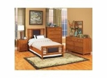 Kids Bedroom Furniture Collection in Light Oak - Braywick
