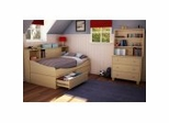 Kids Bedroom Furniture Collection in Maple - South Shore Furniture