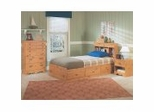 Kids Bedroom Furniture Collection in Pine - Mountain Pine - New Visions by Lane