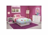 Kids Bedroom Furniture Collection in Pure White - South Shore Furniture
