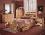 Kids Bedroom Furniture Set 2 in Natural Maple - Alegria Collection - Nexera Furniture - 400125