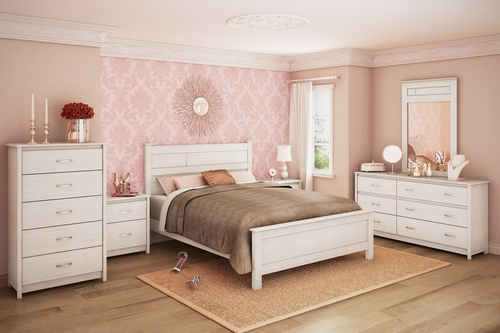 Kids Bedroom Furniture Set - Vendome - South Shore Furniture - 3810-BSET