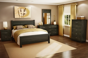 Kids Bedroom Furniture Set - Vendome - South Shore Furniture - 3887-BSET