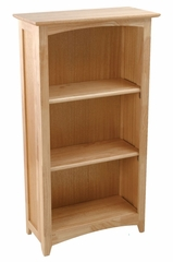 Kids Bookcase - Avalon Tall Bookshelf in Natural - KidKraft Furniture - 14021