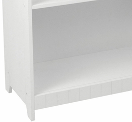 Kids Bookcase - Nantucket Bookcase - KidKraft Furniture - 86625