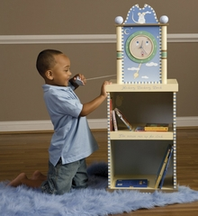 Kids Bookcase - Nursery Rhyme Bookcase - LOD20051