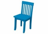 Kids Chair and Seating - Avalon Chair in Aqua - KidKraft Furniture - 16615