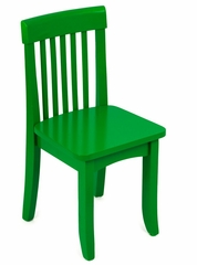 Kids Chair and Seating - Avalon Chair in Green - KidKraft Furniture - 16600