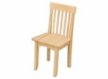 Kids Chair and Seating - Avalon Chair in Natural - KidKraft Furniture - 16621