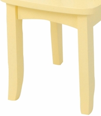 Kids Chair and Seating - Brighton Chair in Buttercup - KidKraft Furniture - 16706