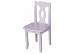Kids Chair and Seating - Brighton Chair in Lavender - KidKraft Furniture - 16708