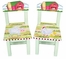 Kids Chair and Seating - Little Farm House Extra Chairs (set of 2) - Guidecraft - G83563