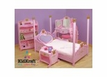 Kids Furniture Collection - Fit for a Princess - KidKraft Furniture
