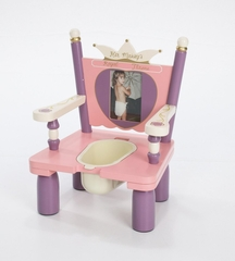 Kids Potty Chair - Her Majesty's Throne - RAB40001
