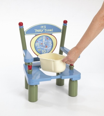 Kids Potty Chair - It's Potty Time - RAB40003