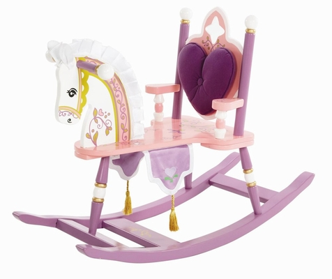 Kids Rocking Horse - Princess Rocking Horse - RAB20001