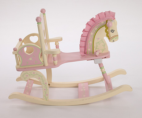Kids Rocking Horse - Rock My Baby Rocking Horse - RAB20005