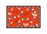 Kids Rug Collection - Tootsie Roll