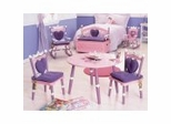 Kids Table and Chair Set - Princess Kids Furniture Set