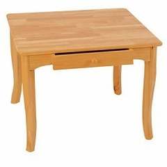 Kids Table - Avalon Table in Honey - KidKraft Furniture - 26642