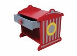 Kids Table - Fire Hydrant Toddler Table - KidKraft Furniture - 76024