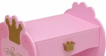 Kids Table - Princess Toddler Table - KidKraft Furniture - 76124