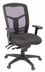 Kiera Executive, Mesh Swivel Chair - ROF-5101-BK