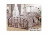 King Size Bed - Bonita Eastern King Size Metal Bed