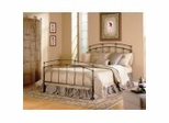 King Size Bed - Fenton King Size Bed in Black Walnut - Fashion Bed Group - B41756