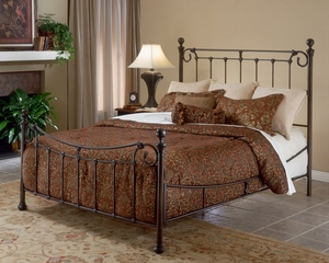 King Size Bed - Riverside King Size Bed - Hillsdale Furniture