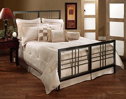 King Size Bed - Tiburon King Size Bed - Hillsdale Furniture