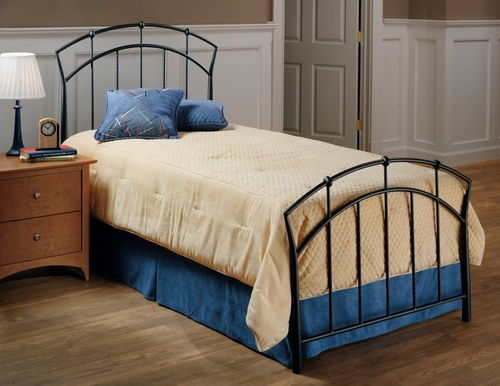 King Size Bed - Vancouver Eastern King Size Metal Bed
