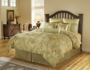 King Size Comforter Set - 14 Piece Set in Ellison Pattern - 82EQ713EL