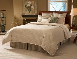 King Size Comforter Set - 14-Piece Super Pack in Allentown Pattern - 80EQ713ATW