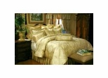 King Size Comforter Set - 14-Piece Super Pack in Legacy Pattern - 80EQ713LY
