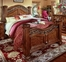 King Size Mansion Bed - Wynwood Furniture - 1635-955