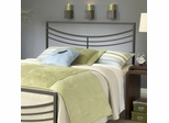 Kingston Full/Queen Size Headboard with Frame in Brown - Hillsdale Furniture - 1503HFQR