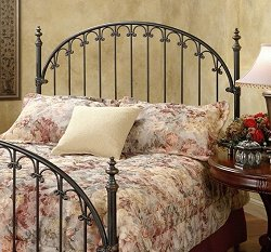 Kirkwell Full / Queen Size Metal Headboard - 1038-490