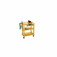 Kitchen Utility Cart - Winsome Trading - 89933