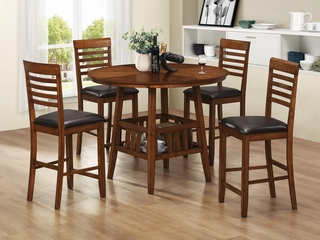 Knoxville 5PC Counter Height Table Set - 102538
