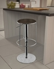 Krew Barstool in Brown - Bellini Modern Living - KREW-BS-BRN