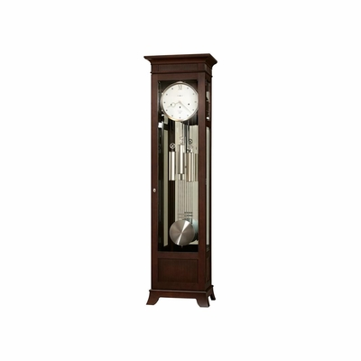 Kristyn Pendulum Grandfather Clock by Ty Pennington - Howard Miller