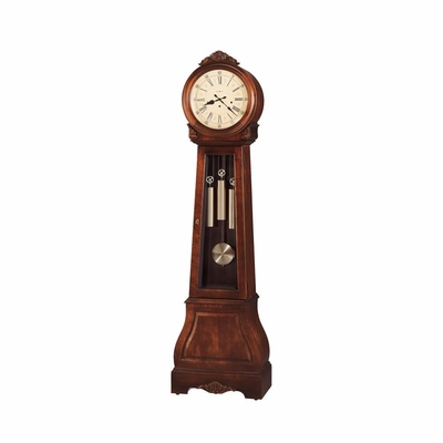 La Rochelle Grandfather Clock in Americana Cherry - Howard Miller