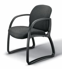 La-Z-Boy Durable Office Chair - Guest / Conference Office Chair - L92252