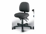 La-Z-Boy Series 100 Office Chair - Mid Back Office Office Chair with No Arms - L8152