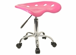 Lab Stool in Pink - LF-214A-PINK-GG