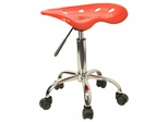 Lab Stool in Red - LF-214A-RED-GG
