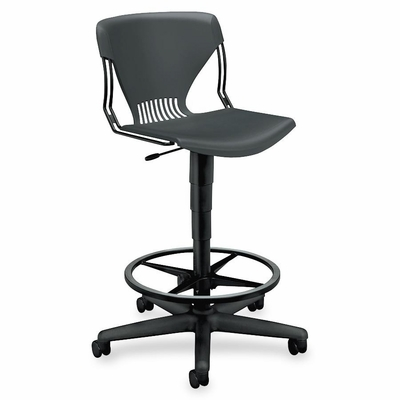 Lab Task Stool - Lava - HONG41H11Y