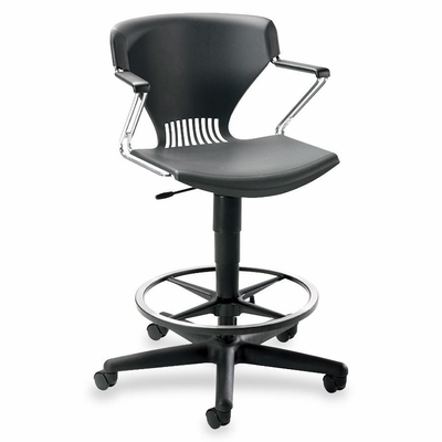 Lab Task Stool - Lava - HONG43H11Y